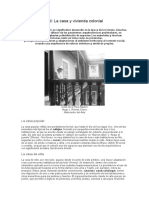 Arquitectura Civil en El Virreinato