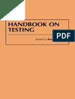 Handbook on testing(400pages).pdf