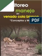 LIBRO Monitoreo y Manejo Del Venado Cola Blanca