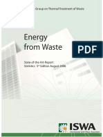 Energy-from-Waste 2006 Statistics 5th Ed