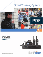 BelFone SDP Digital Smart Trunking System