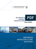 Diagnostic Report on Ngurah Rai Airport Capacity - Final Report