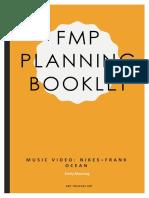 final major project planning booklet final