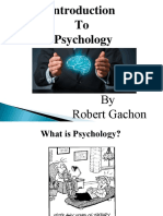 Outrageous Ideas By Robert Gachon For What Psychologist Do.