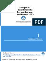 Dinamika Perkembangan Kurikulum  2013.pptx