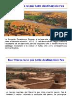 Tour Marocco Le Più Belle Destinazioni