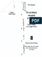 Rosanvallon, Pierre - Por Una Historia Conceptual de Lo Politico