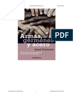Armas, Germenes y Acero - Jared Diamond