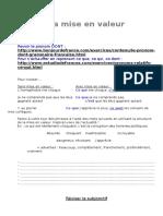 GR_mise en valeur+subjonctif