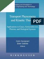 [Carlo Cercignani, Ester Gabetta] Transport Phenom(BookFi)