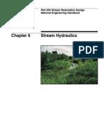 Channel Hydraulics USGS