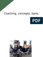 Coaching Definicion, Tipos