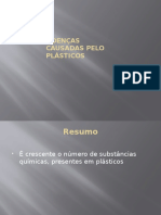 Doenças Causadas Pelo Plastico