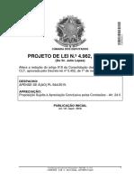 1452540 Lei Da Flexibilização