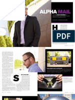 Deliver Magazine Chris Newman Article