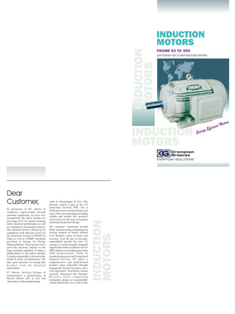 Crompton Ac Motorspdf Electric Motor Engines Motorstaranddeltawiringandlinkconnectiondiagram Electricmotor