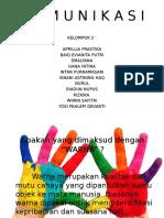 Kelompok 4 Komunikasi (Warna)