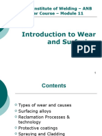 Process 11 - Wear & Surfacing