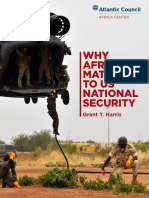Why Africa Matters to US National Security
