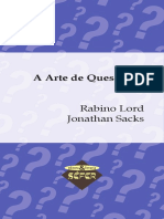 1488630712A Arte de Questionar Editora Sefer