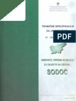 SODOC - Ljubljana 1997