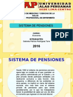 Sistema de Pensiones