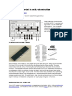 Model Ic Microcontroller Dan Chip Microprocessor