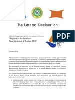 Limassol Declaration