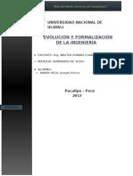 Anaya Vela Joseph(Evolución y Formalización de La Ingeniería