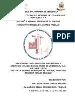 Proyecto Planta ABA-IsMAVCA