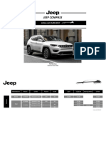 Listino Prezzi Jeep Compass 2017