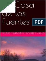 Castillo Vega, Mari Carmen - La Casa de Las Fuentes