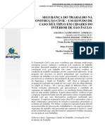 Segurança do trabalho na construção civil - Um estudo de caso múltiplo em cidades do interior de São Paulo.pdf