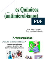 Antimicrobianos No Selectivos