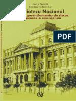 Biblioteca Nacional Plano de Gerenciamento de Risco Realçado