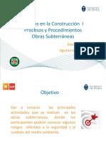 PPT Obras Subterráneas_David Gutierrez_07 Junio