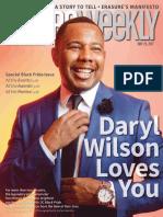 Metro Weekly - 05-25-17 - Black Pride - Daryl Wilson