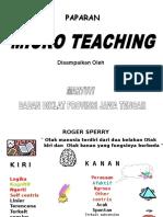 HO Micro TeachingI.ppt