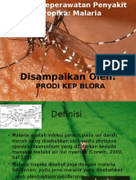 Askep Malaria Tropika OKE