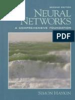 S. Haykin - Neural Networks (A Comprehensive Foundation).pdf