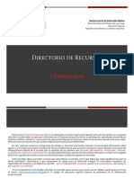 Directorio de Recursos ASChihuahua
