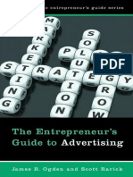 Entrepreneur's in Advertising