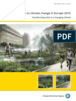 Urban Adaptation Report 2016