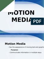 motion media presentation by carla - edtech 210--