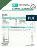 itpa cuadernillo registro