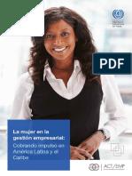 La Mujer en la Gestión Empresarial