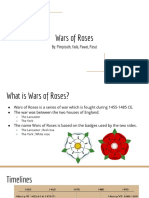 wars of roses