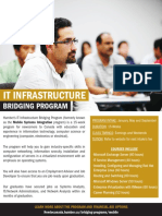 Humber It Infrastructure Bridging Program 2017