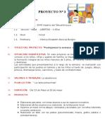 PROYECTO N° 3 FESTEJEMOS LA SEMANA DE LA EDUCACION INICIAL (1)