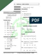 Practica Algebra Logaritmos